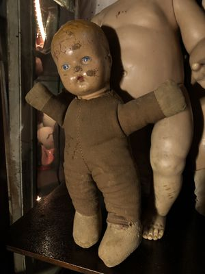 Antique Vintage 1900s 1910s Baby Doll Toy for Sale in Fort Lauderdale, FL