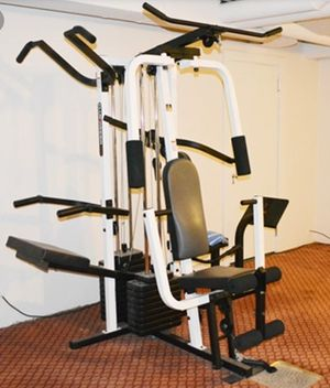 Club Weider 17.0 ST Home Fitness Gym System for Sale in Dallas, TX