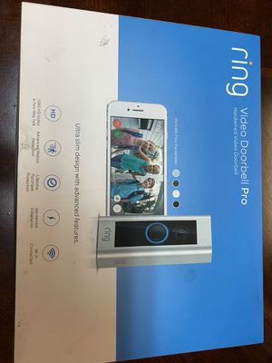 Ring video doorbell Pro for Sale in Vero Beach, FL