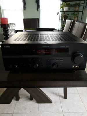 YAMAHA AV RECEIVER AX-V557 for Sale in Durham, NC