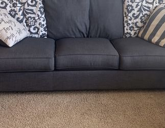 Dark Gray Couch for Sale in Portland,  OR