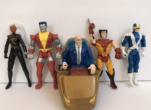 Vintage Marvel 1991 Toy Biz The Uncanny X-Men action figures for Sale in Lake Forest, CA