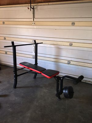 Weight bench for Sale in Lodi, CA