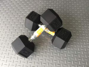 NEW set of 25lbs weights for Sale in Austin, TX