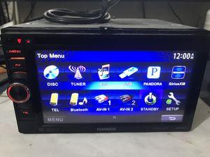 Kenwood Double Din DVD player Pandora USB Bluetooth AUX input XM Sirius for Sale in Washington, DC