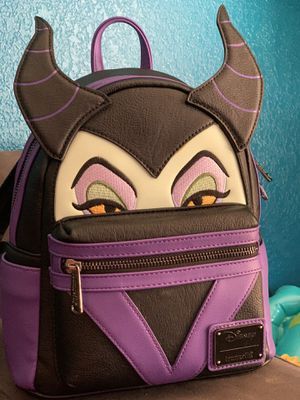 Loungefly maleficent bag for Sale in Galt, CA