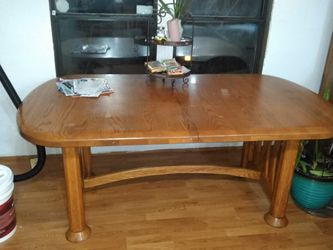 Kitchen Table 6 Chairs for Sale in Tacoma,  WA