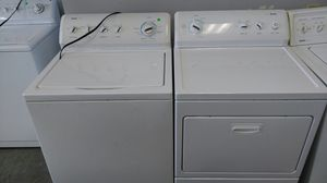 """Kenmore 800 series """"washer/dryer set"""" (white) for Sale in Cleveland, OH"""