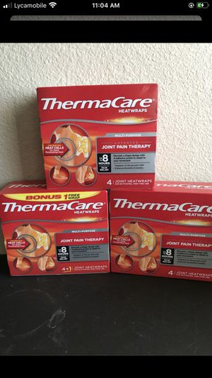 Therma care heat wrap (3$ each) for Sale in Bellevue, WA