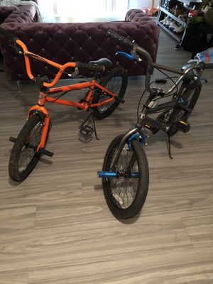 2 bikes in good condition for Sale in Austell, GA
