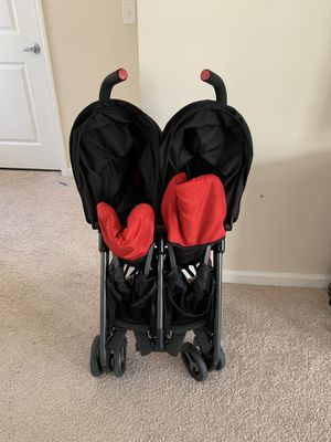 Zobo double stroller for Sale in Greensboro, NC