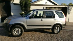 HONDA CRV 2002 for Sale in Chula Vista, CA