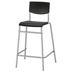 High chair, bar chair, black for Sale in Seattle, WA