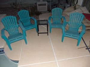 5 pc patio furniture for Sale in Las Vegas, NV