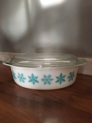 Snowflake Pyrex for Sale in Vallejo, CA