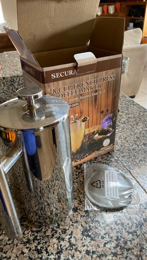Coffee press / Coffee maker for Sale in Chula Vista, CA