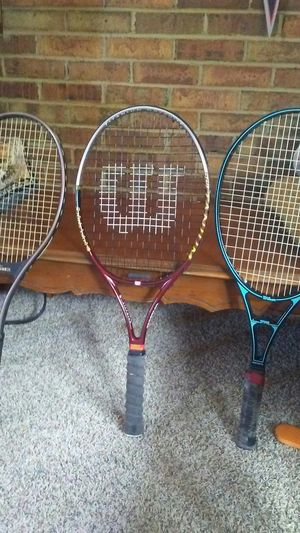 Tennis rackets for Sale in Sanford, NC