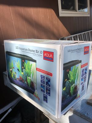 Aquarium and filter for Sale in Napa, CA