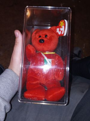 Rare Mexican beanie baby for Sale in Wayne, MI