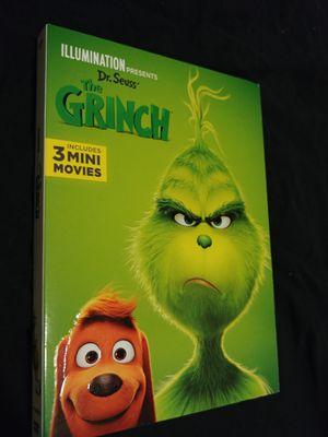 The Grinch DVD for Sale in San Bernardino, CA