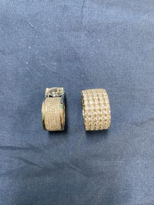 Rings $150 a piece are $250 both for Sale in East Orange, NJ