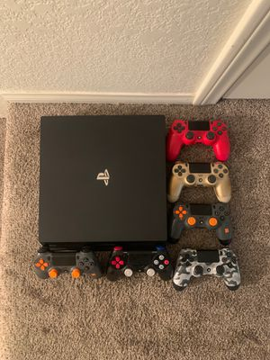 PS4 pro for Sale in Henderson, NV