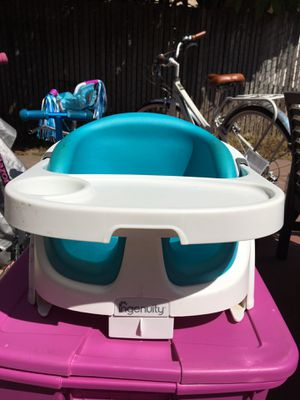 Ingenuity baby high chair booster seat for Sale in San Leandro, CA