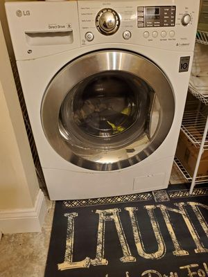 Lg direct drive all in one washer and dryer for Sale in Trenton, NJ