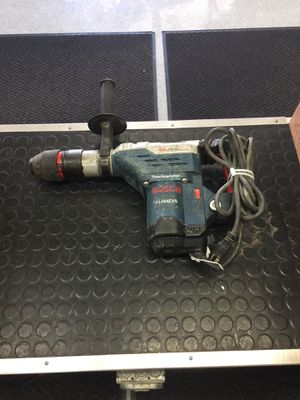 Bosch 11264evs hammer drill for Sale in Portland, OR