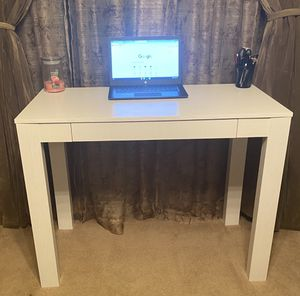 White Desk with Drawer - New! for Sale in Bakersfield, CA