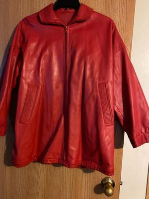 Leather jacket for Sale in Cumberland, VA