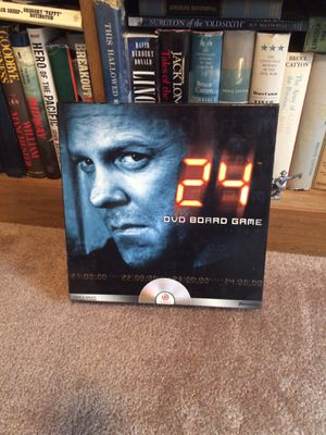 24 DVD Board Game for Sale in Saint Paul, MN