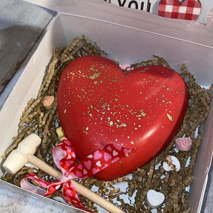Breakable Chocolate Heart ♥️ for Sale in Riverbank, CA