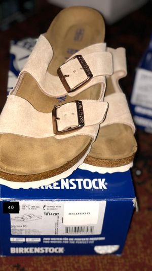 Birkenstock sandals size 40 L9 M7 for Sale in Paramount, CA