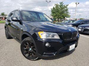 2013 BMW X3 for Sale in Manassas, VA