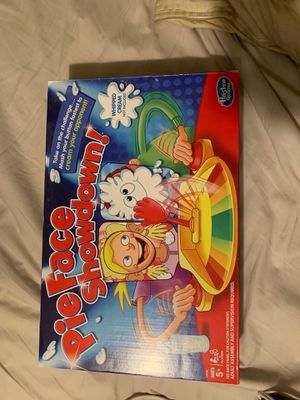 Pie face showdown board game for Sale in Miami, FL