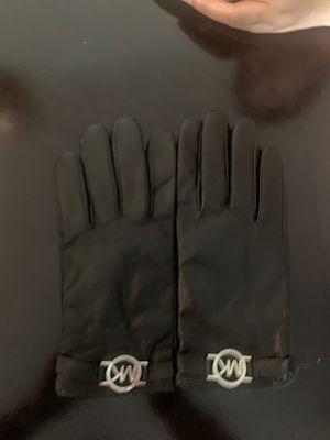 Michael Kors leather gloves for Sale in Leesburg, VA