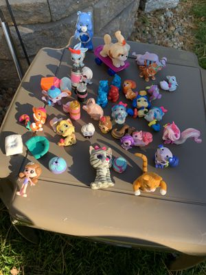 Collectible toy bundle for Sale in Stoughton, MA
