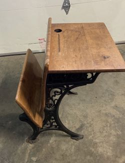 Antique School Desk for Sale in Maple Valley,  WA