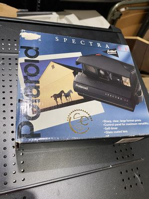 Polaroid Spectra System SE Instant Film vintage camera for Sale in Brooklyn, OH