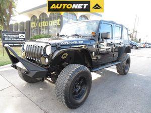 2010 Jeep Wrangler Unlimited for Sale in Dallas, TX