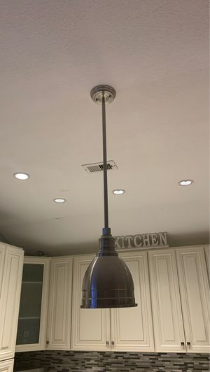 Island kitchen lights and dining light for Sale in Katy, TX