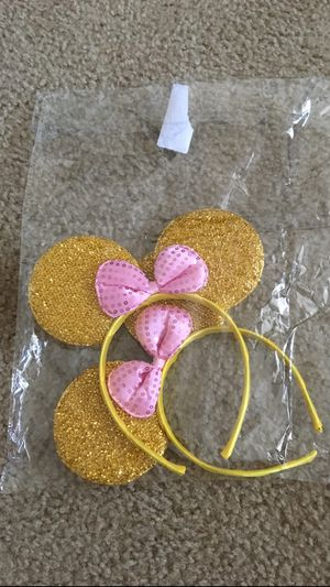 Minnie Mouse Ears for Sale in Alexandria, VA