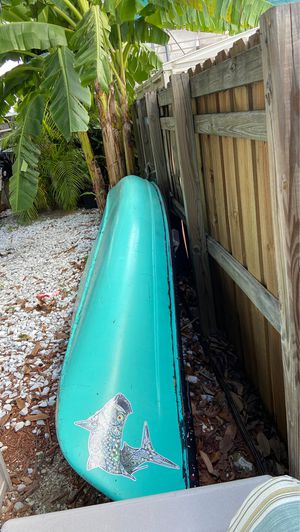 Canoe flat back for Sale in Miami, FL