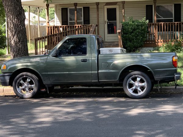 Mazda 2002 standard