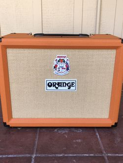 Orange Tremlord 30 Tube Guitar Amplifier Excellent Condition! for Sale in Sacramento,  CA