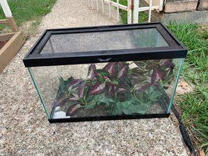 20$ fish tank for Sale in Houston, TX