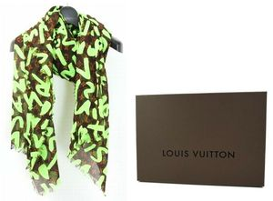 Authentic LV Limited edition RARE stephen sprouse scarf/wrap for Sale in Newark, NJ