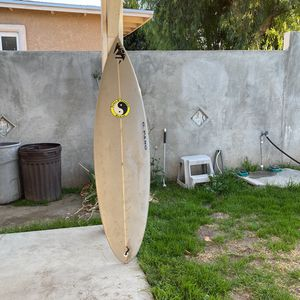 Surfboard Town And Country Hawaii G. Pang for Sale in San Bernardino, CA