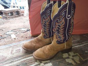 Size 10 Italian boots for Sale in Abilene, TX